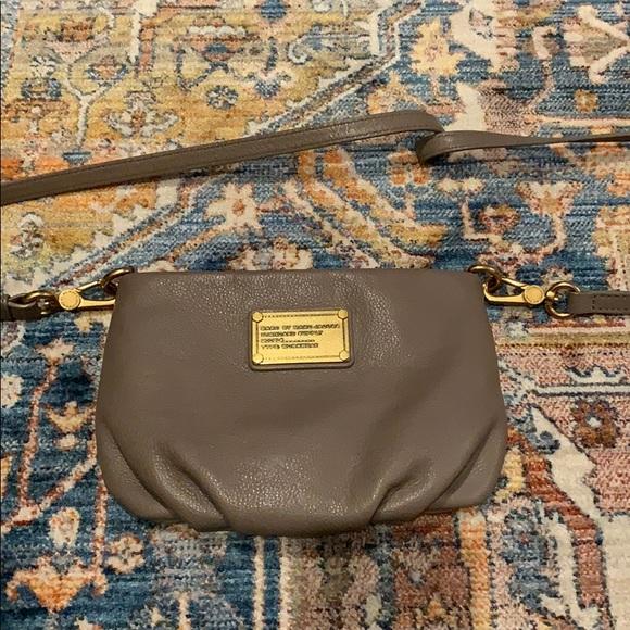 Marc By Marc Jacobs Handbags - Gray Marc Jacobs crossbody